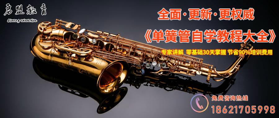 〔精品课程〕2020更新版《单簧管自学速成宝典》